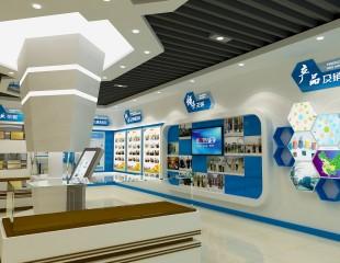 陕西明图展览展示有限公司展厅经典设计案例