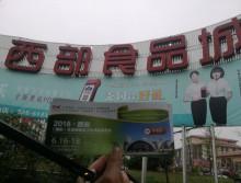 遛纸小分队在成都合力达食品城宣传西安展会 (50)