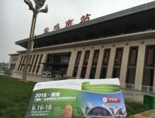 遛纸小分队在宝鸡宣传18年西安纸展会 (5)