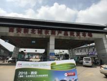 遛纸小分队在陕西西安宣传18年西安纸展会 (19)