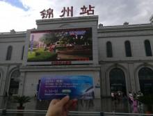 遛纸小分队在辽宁锦州宣传18年沈阳展会 (27)